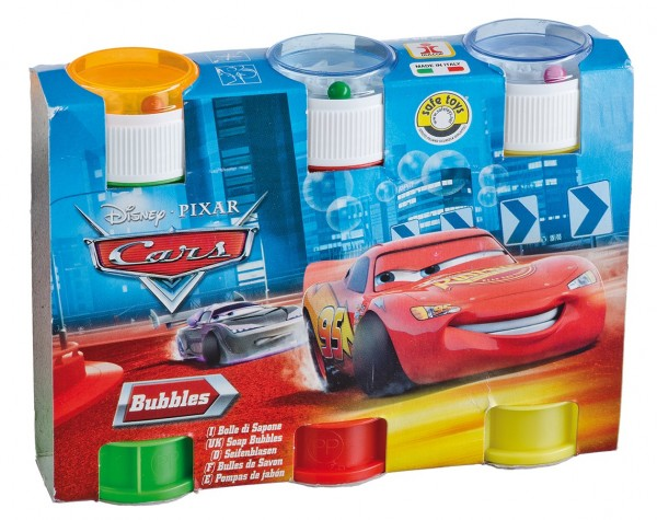 3 Cars Seifenblasen 60ml