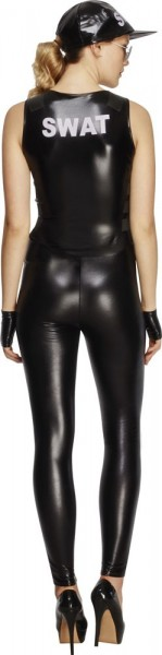 SWAT special agent catsuit for women