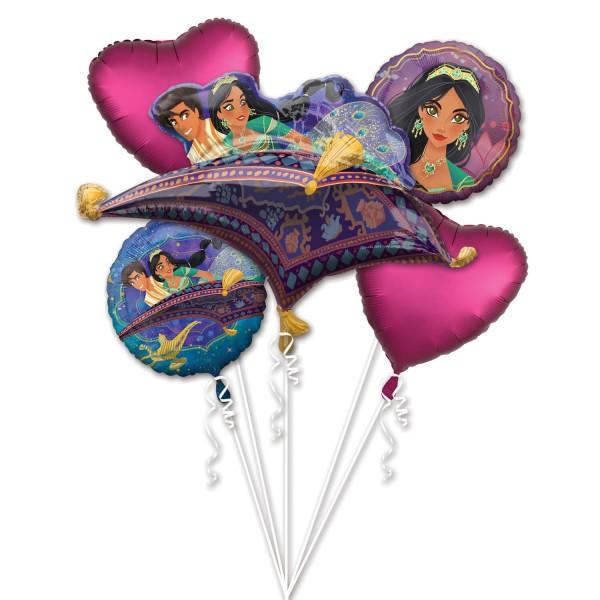 Aladdin Ballon Bouquet Orientnacht