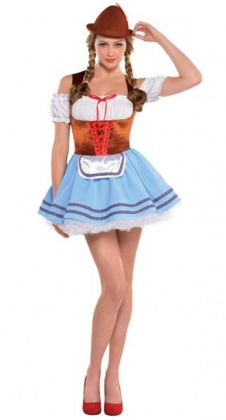 Trachtenlady Julie Dirndl Kostüm