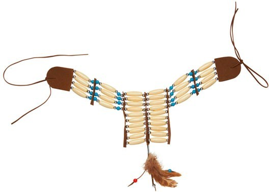 Klassisches Indianer Halsband
