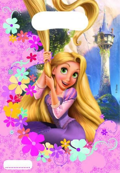 Rapunzel Abenteuer Kindergeburtstag Geschenkbeutel 6er Set