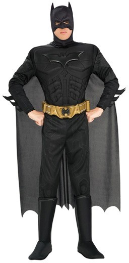Batman Superhero Costume Officially-Licensed