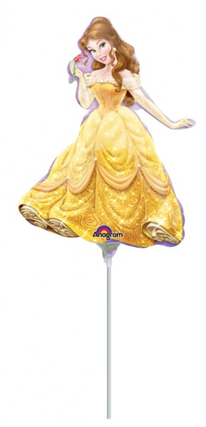 Statuetta di pallone da ballo Princess Belle