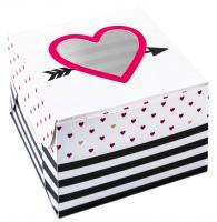 2 Little love Muffinboxen 7,5 x 11,5cm