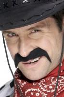 Moustache noire Jonny crook