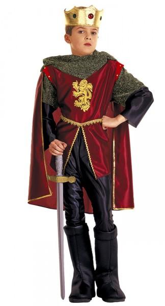 Königlicher Ritter Magnus Kostüm