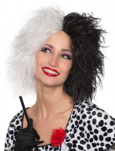 Lady Cruella Perücke
