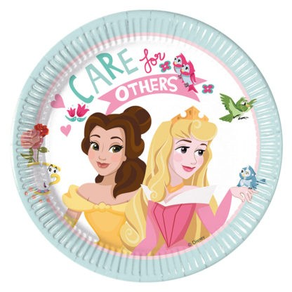 8 Charming Princess Pappteller Care for Others 20cm