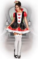 Herzdame Elisa Minikleid