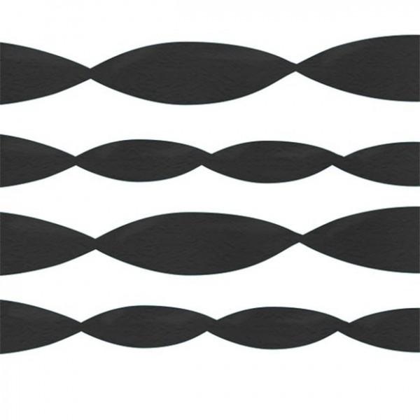 Serpentina de crepe jumbo 152m