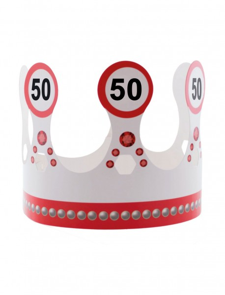 Attention 50 crowns