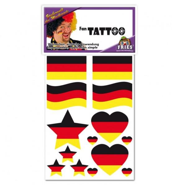 WM Fan Tattoos