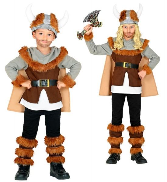 Déguisement Viking Hakon enfant