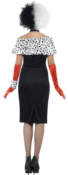 Sneaky Dalmatian Ladies Costume