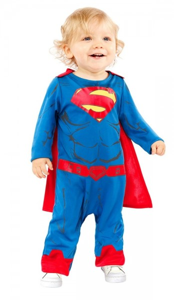Baby Superman child costume