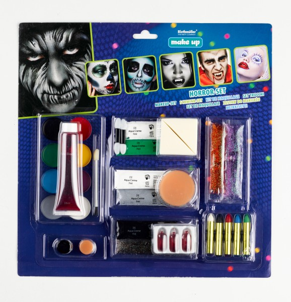 Halloween Grusel Make Up Set