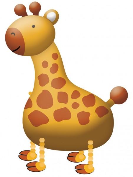 Wild Life Giraffe Airwalker 1.09mx 89cm