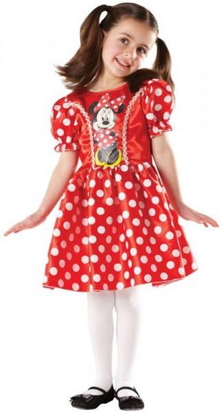 Niedliches Minnie Mouse Pünktchenkleid