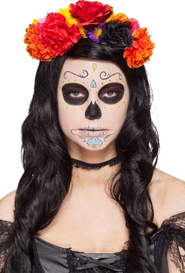 Fascia fiorita Day Of The Dead