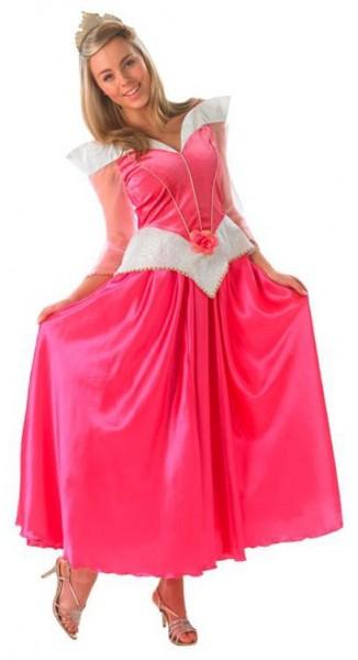 Pinkes Dornröschen Prinzessinen Damenkostüm