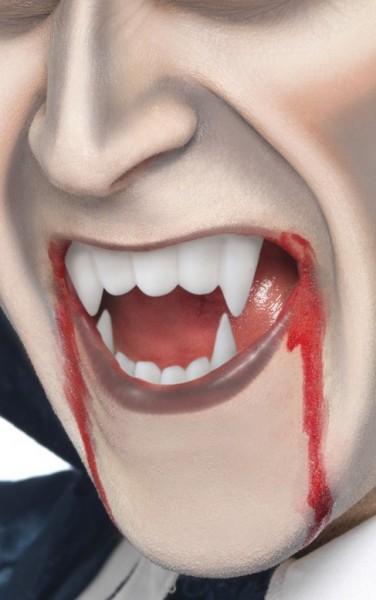 Fangzähne Und Kunstblut Im Horror-Set
