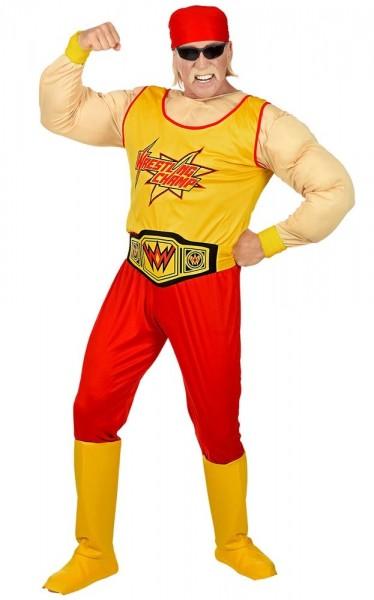 Wrestling Champion Kostüm für Herren