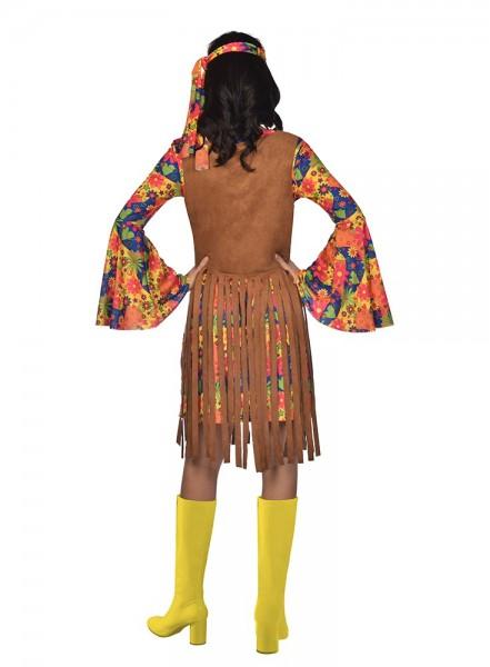 70er Jahre Hippie Kostüm Gabby