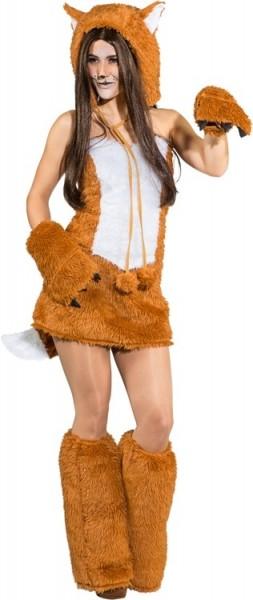Foxy Lady Fox-kostuum