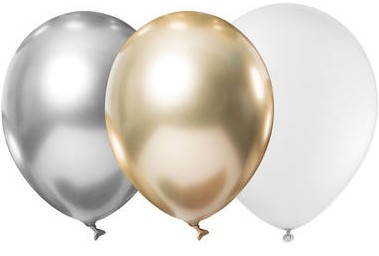 Lets Celebrate Heliumflasche mit Ballons 4
