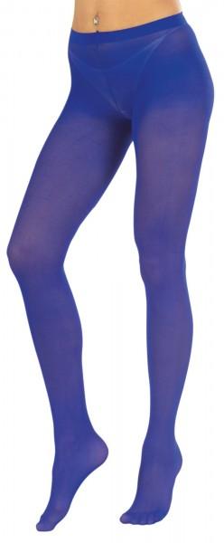 Medias azules Bluetta 40 DEN