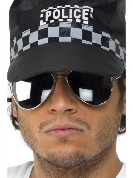 Verspiegelte Costa Pilotenbrille