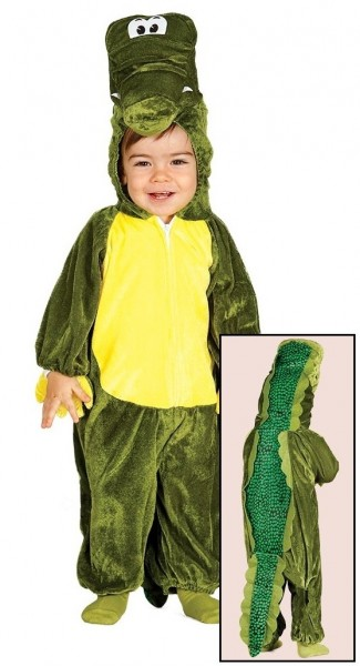 Krokodil Deluxe Kostüm Für Babys