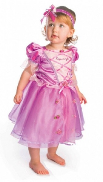 Prinzessin Rapunzel Babykostüm
