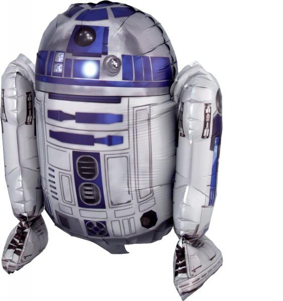R2-D2 Folienballon 38 x 45cm