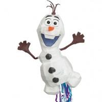 Frozen II Olaf Piñata zum Ziehen