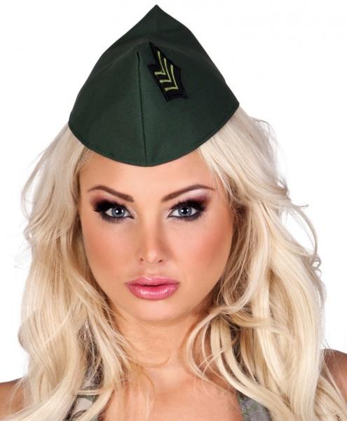 Militär Damen Hut