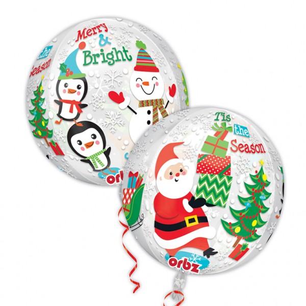 Magnifique ballon de Noël 40cm