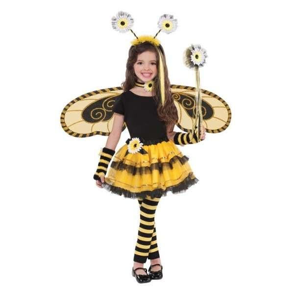 Gelb Schwarzes Bienen Tutu Für Kinder Partyde