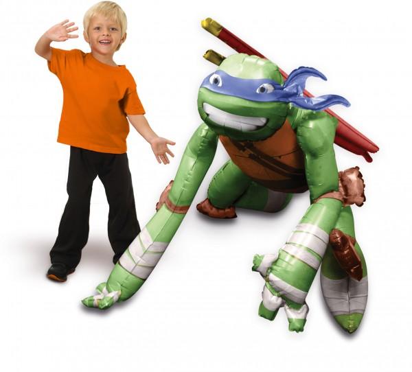 Tortuga Ninja Leonardo Airwalker XXL