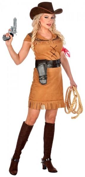 Western Cowgirl Lucy Damenkostüm