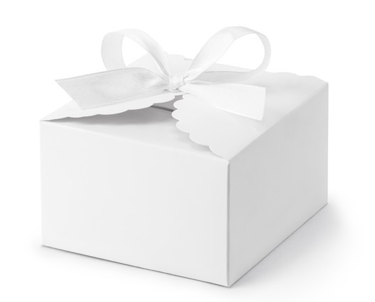 10 cajas de regalo Lovely Cloud