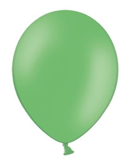 20 Partystar Luftballons grün 30cm