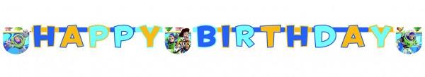 Toy Story Power Happy Birthday Girlande 210cm