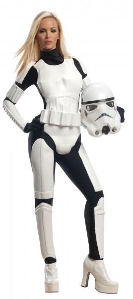 Stormtrooper Damenkostüm Premium
