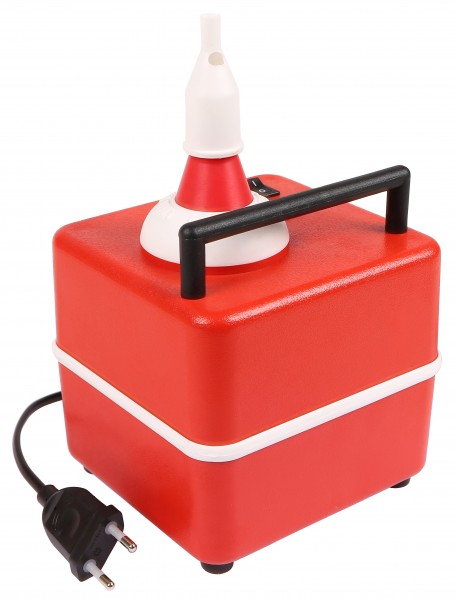 Electric balloon pump Kai red
