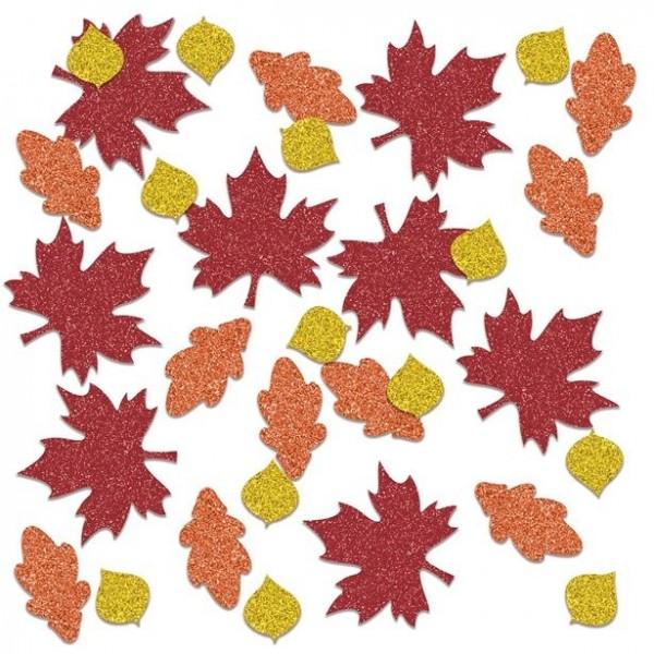 Herfstbladeren strooidecoratie 14g