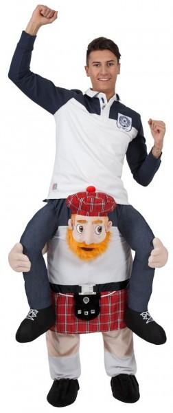 Scotty Schotte Huckepack Kostüm