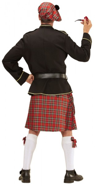Ancien costume de tartan McKinsley