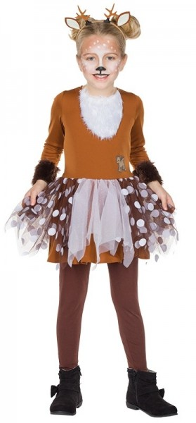 Sweet deer kids costume Babette